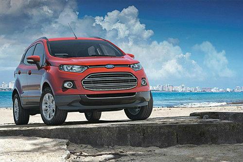 ฟอร์ดยืนยันส่ง  Ford Eco Sport  ลงไทยปีหน้า