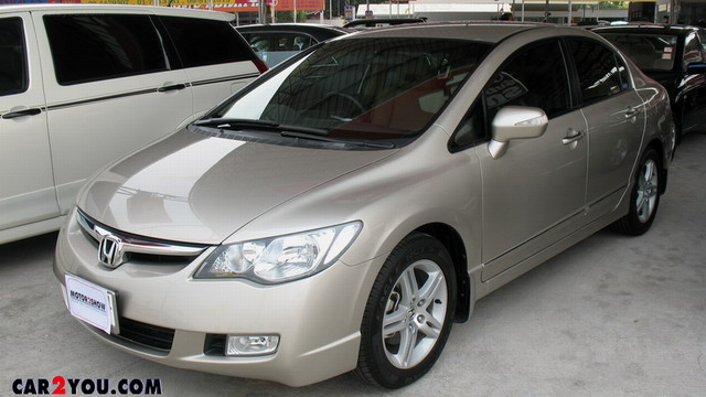 HONDA CIVIC 1.8 E i