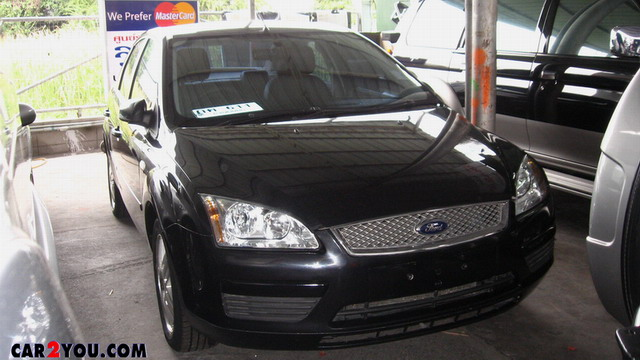 FORD FOCUS 1.8 Trend AT