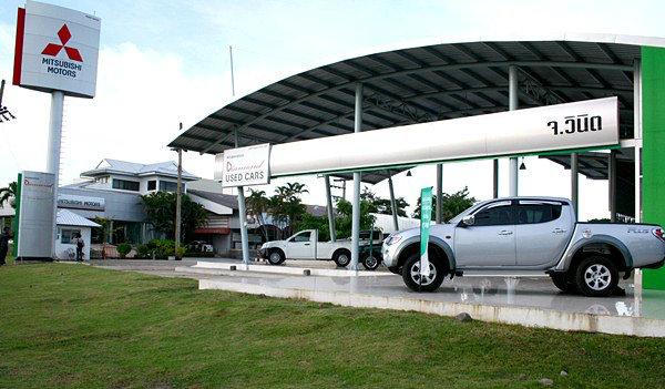 มิตซูบิชิมองตลาดรถยนต์ภาคใต้อนาคตสดใส คาด 3 ปีข้างหน้าแตะ 2 แสนคัน