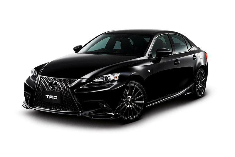 Lexus IS F- Sport  แต่งอย่างซิ่งสไตล์ TRD