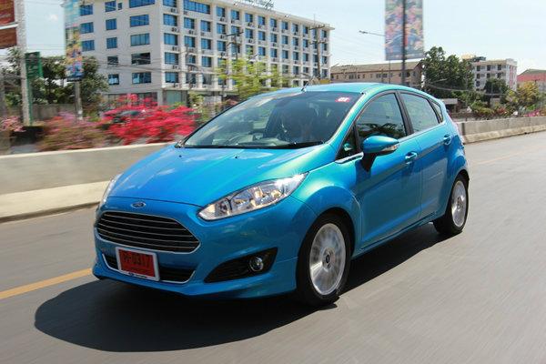 Ford Fiesta 1.0 Ecoboost แรงเกินหน้าเกินตา