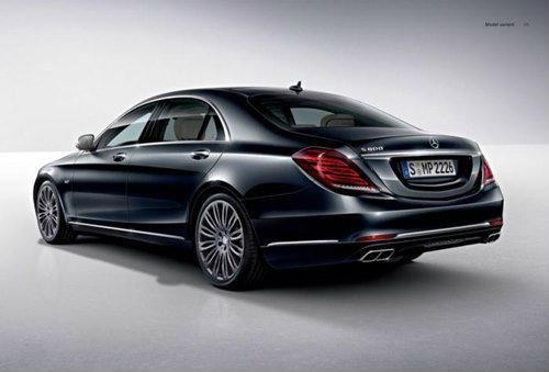 แรงหรู! หลุดสเปค Mercedes-Benz S600 V12 ก่อนเปิดตัวจริง