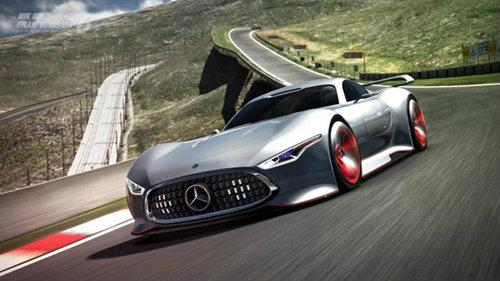 Mercedes-Benz เผยโฉม AMG Vision Gran Turismo Racing Series สุดเท่