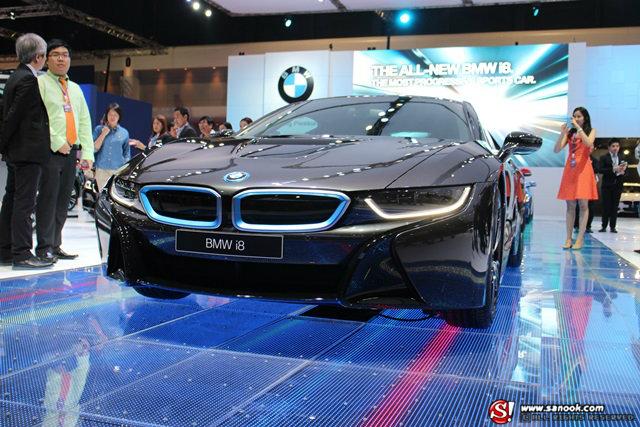 รถค่าย BMW - Motor Show 2014