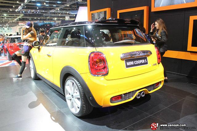 รถค่าย MINI - Motor Show 2014