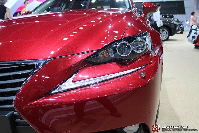 รถค่าย LEXUS - Motor Show 2014