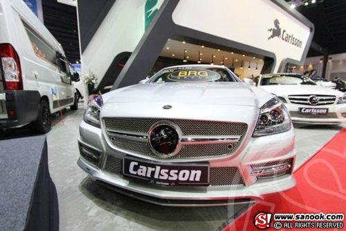 รถค่าย CARLSSON - Motor Show 2014