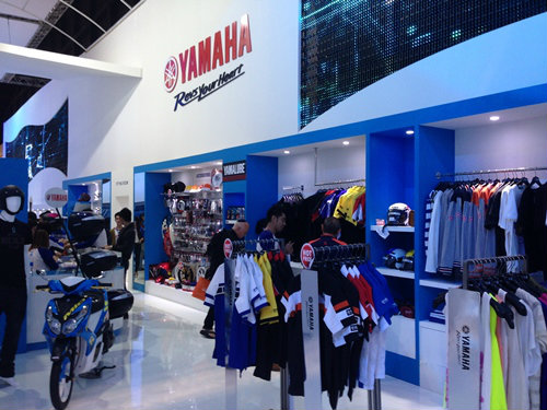 """กระหึ่มอิมแพค ! Yamaha ตอกย้ำความเป็นผู้นำที่แตกต่าง ชูแนวความคิด """"Rev Station"""""""