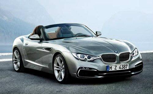 BMW Z4 ใหม่ เตรียมเปิดตัวในปี 2015