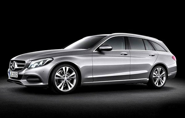 Mercedes-Benz C-Class Estate เผยโฉมแวกอนน้องเล็กสุดหรู