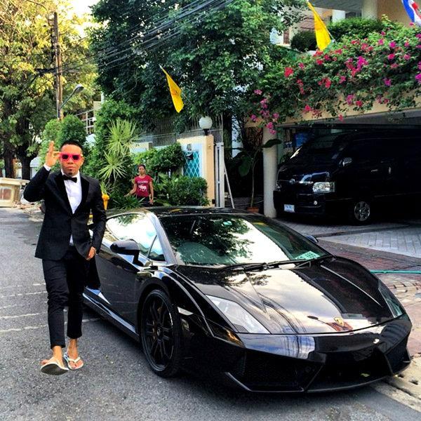 IMSA GTV Lamborghini Gallardo LP560-4 ของดีเจภูมิ บอกได้เลยว่าไม่ธรรมดา!