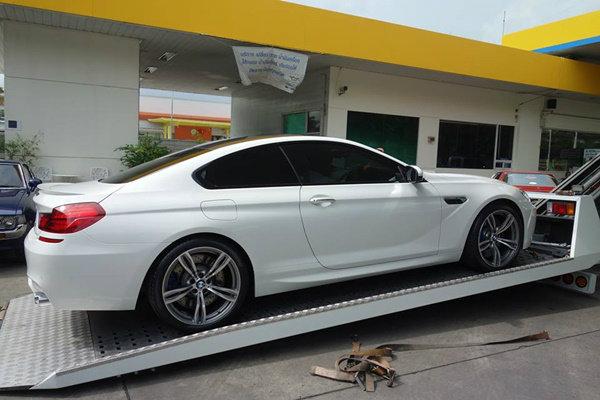 นี่ไง! BMW หรูของไฮโซหนุ่มที่ไปโผล่ใน IG สาวปริศนา