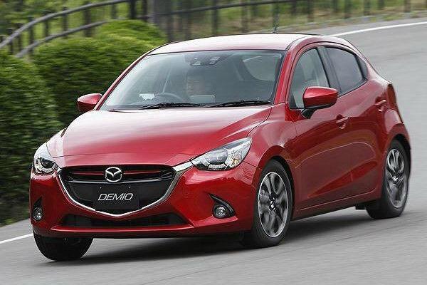 ด่วน! รูปหลุด Mazda 2 2015 ใหม่ล่าสุด