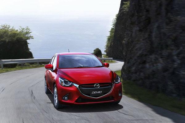 Mazda 2 2015 ใหม่ เปิดตัวแล้วอย่างเป็นทางการที่ญี่ปุ่น