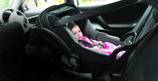 ลืมเด็กไว้ในรถ แค่ 5-10 นาทีก็อาจเสียชีวิตได้