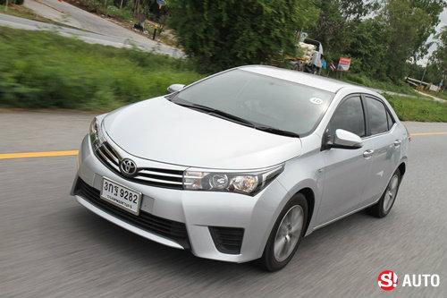 """Toyota Corolla Altis 1.6 CNG"" ประหยัดเกินคาด ขับสบายใจทั่วไทย"