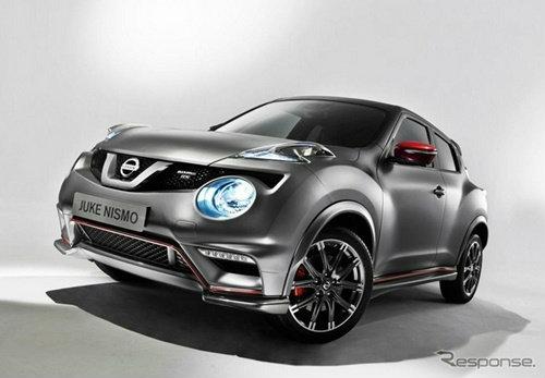 หลุด! 'Infiniti ESQ' เวอร์ชั่นหรูของ 'Nissan Juke'
