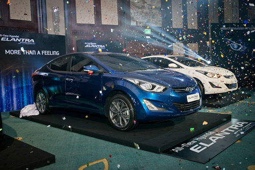 ฮุนไดเปิดตัว All-New Elantra Sport พร้อมชูจุดขายด้วยกลยุทธ์การตลาด Trilogy Concept