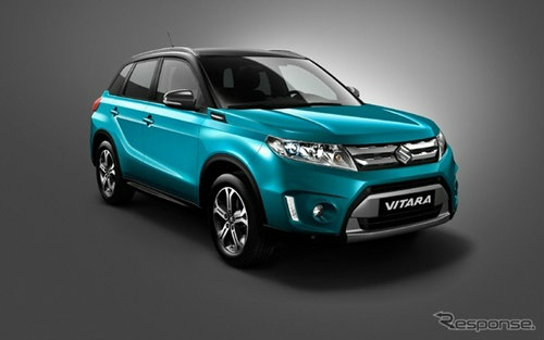 'Suzuki' เตรียมเปิดตัว 'All-new Vitara' ที่งานปารีสมอเตอร์โชว์