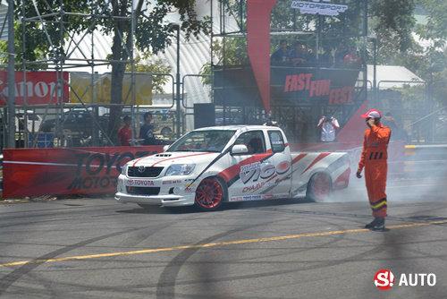 'Toyota Motorsport 2014' ระเบิดความมันส์ที่จ.โคราช