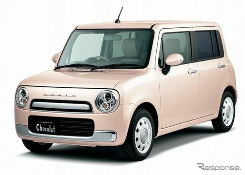 Suzuki Alto Lapin Chocolat มินิคาร์ดีไซน์น่ารักเอาใจสาวๆ