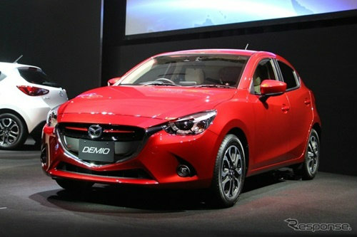 โรงงานมาสด้าในไทย เริ่มผลิต All-New Mazda 2 แล้ว