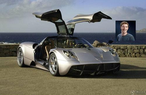 10 รถยนต์คนดังวงการไอทีร่ำรวยที่สุดในโลก