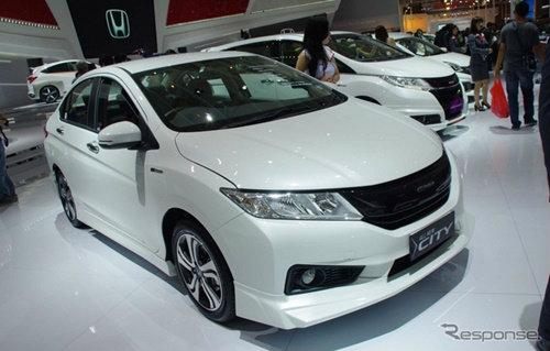 Honda City Mugen Edition เผยโฉมที่อินโดนีเซีย