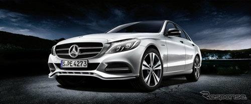 Mercedes-Benz เผยโฉมชุดแต่ง 'C-Class' แท้จากโรงงาน