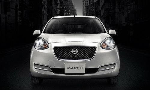 Nissan March 2014 Limited Edition รุ่นพิเศษหรูหรากว่าเดิม