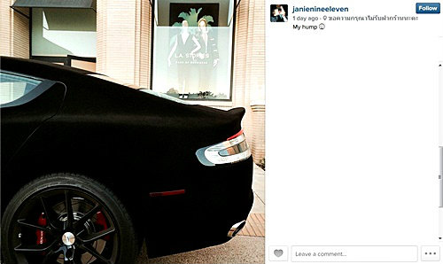 Aston Martin Rapide ซุปเปอร์คาร์สัญชาติอังกฤษ