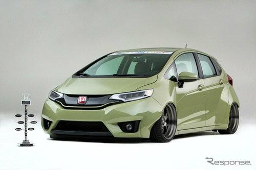 เผยโฉม Honda Jazz Tjin Edition พร้อมชุดแต่งสุดโหดเร้าใจ