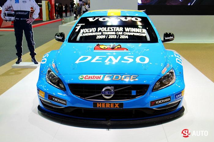 รถ Volvo ในงาน Motor Expo 2014