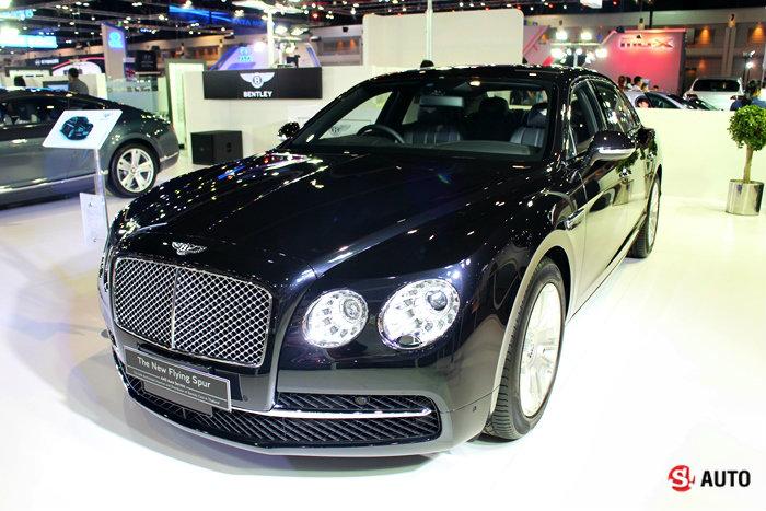 โฉมหน้ารถแพงที่สุด-ถูกที่สุดในงาน Motor Expo 2014