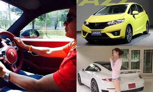 10 อันดับข่าวรถยนต์ร้อนแรงที่สุดแห่งปี 2014