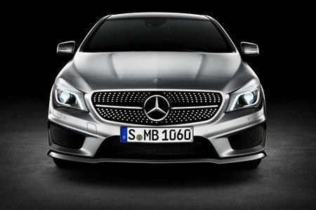 ราคารถใหม่ Mercedes Benz ในตลาดรถประจำเดือนมกราคม 2558