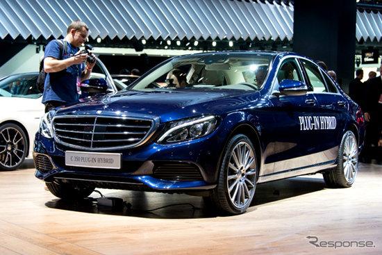 Mercedes-Benz C350 Plug-in Hybrid สุดประหยัด 47.6 กม./ลิตร