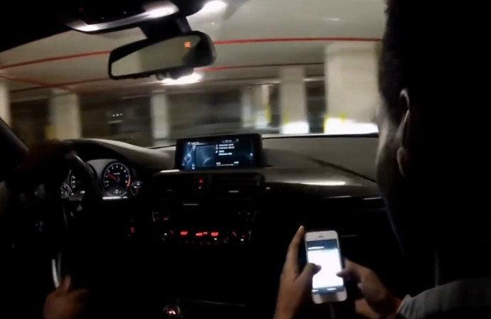 โดนหนัก! เด็กรับรถควบ 'BMW M4' สุดหรูของลูกค้าทำรีวิว ถูกจับได้โดนไล่ออกทันที