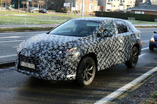 หลุด! Lexus RX เจเนอเรชั่นใหม่ล่าสุด พร้อมเทคโนโลยีไฟกระพริบแบบจักรยาน!