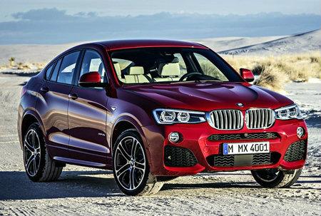 ราคารถใหม่ BMW ในตลาดรถยนต์ประจำเดือนกุมภาพันธ์ 2558
