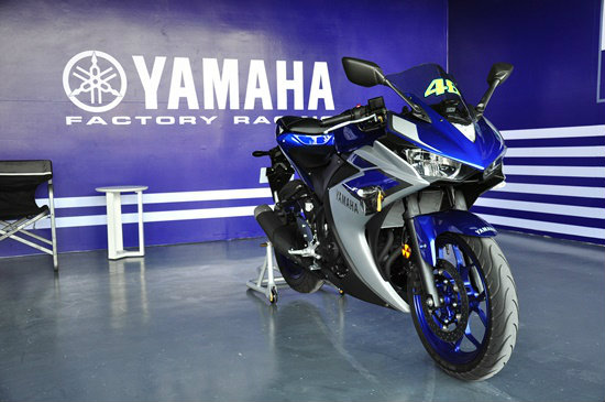 Yamaha เชิญชวนผู้สนใจทุกท่าน ทดสอบสมรรถนะของ YZF-R3 กันแบบเต็มๆ สิ้นเดือนมี.ค.นี้