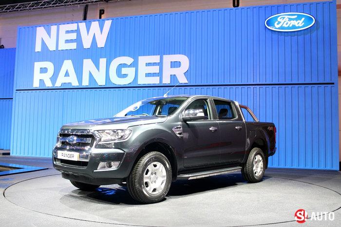 ราคารถใหม่ Ford ในตลาดรถยนต์ประจำเดือนเมษายน 2558