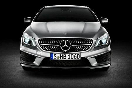 ราคารถใหม่ Mercedes Benz ในตลาดรถประจำเดือนเมษายน 2558