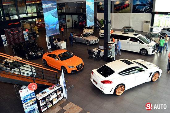 สไปเดอร์ ออโต้ อิมพอร์ท เผยแผนการตลาด 2558 งัดหมัดเด็ดตีตลาด Grey market อันดับ 1 ของเมืองไทย