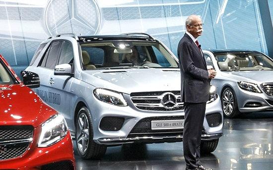 Mercedes-Benz GLE ใหม่ ถูกเปิดตัวแล้วในจีน