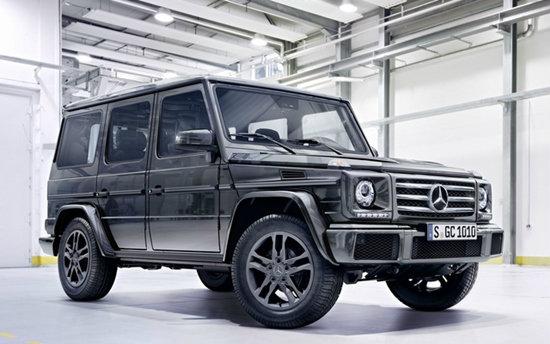 Mercedes-Benz G-Class ไมเนอร์เชนจ์ใหม่เผยโฉมอีกครั้งในยุโรป