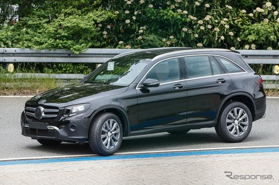 'Mercedes-Benz GLC' ใหม่ เอสยูวีรุ่นเล็กแพล็ตฟอร์มเดียวกับ 'C-Class'