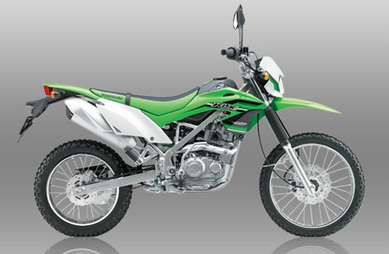 เปิดที่อินโดไป 2วันไทยตาม เปิดตัว Kawasaki KLX150 BF SE และ KLX150