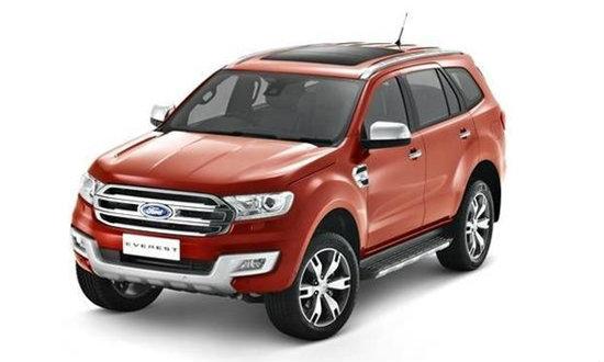 ราคารถใหม่ Ford ในตลาดรถยนต์ประจำเดือนมิถุนายน 2558